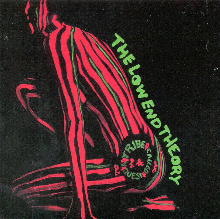 A Tribe Called Quest - The Low End Theory 2XLP