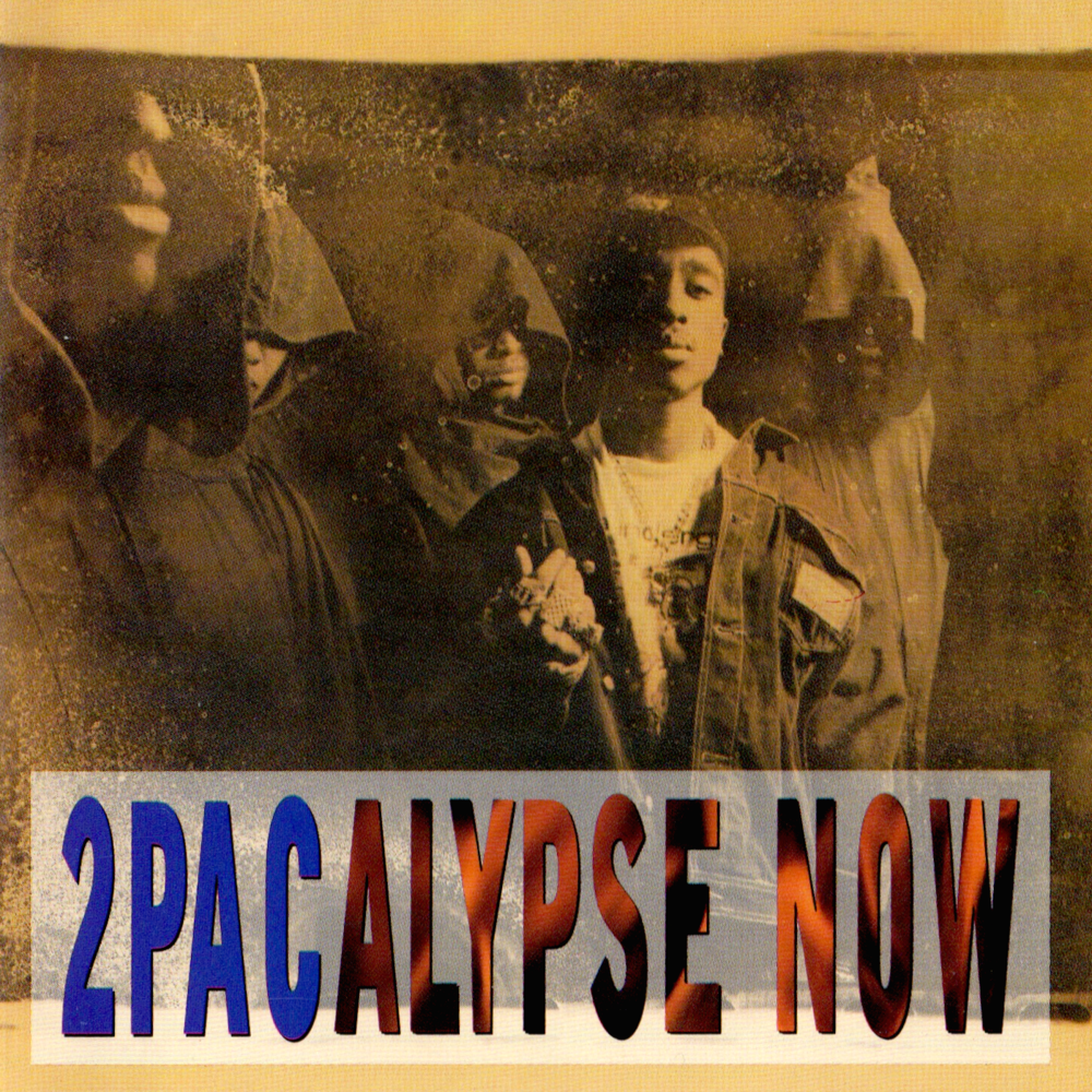 2Pac - 2Pacalypse Now 2XLP