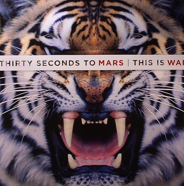 30 Seconds To Mars - This Is War 2XLP