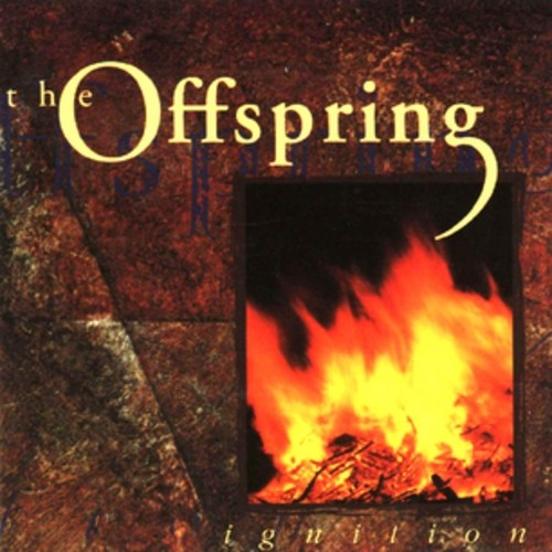 The Offspring - Ignition (Orange) Vinyl LP