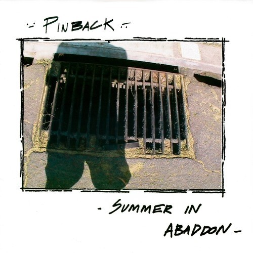 Pinback - Summer in Abaddon (Color) LP + 7""