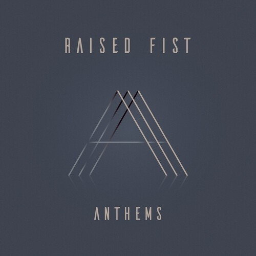 Raised Fist - Anthems (Clear) Vinyl LP