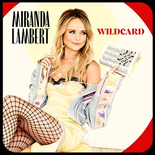 Miranda Lambert - Wildcard (Red) Vinyl LP