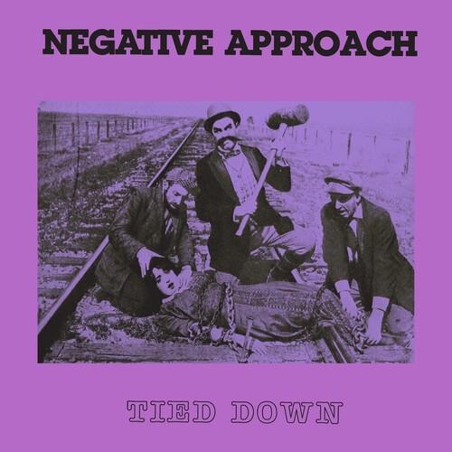 Negative Approach - Tied Down (Purple) Vinyl LP