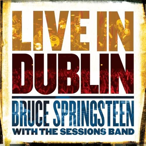 Bruce Springsteen - Live In Dublin 3XLP Vinyl