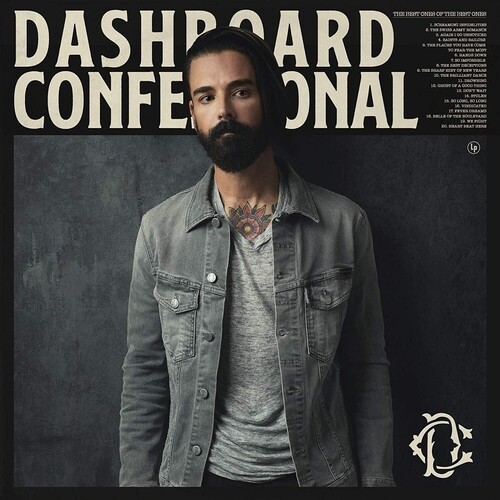 Dashboard Confessional - The Best Ones Of The Best Ones (Cream) Vinyl LP