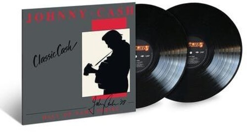 Johnny Cash - Classic Cash: Hall Of Fame Series 2XLP