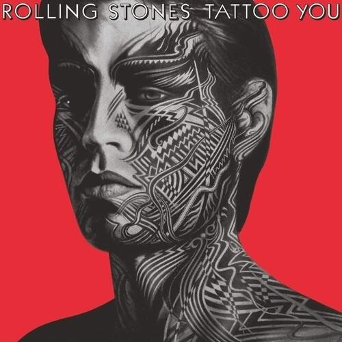 The Rolling Stones - Tattoo You Vinyl LP