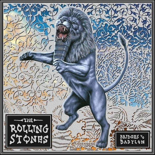 The Rolling Stones - Bridges To Babylon 2XLP