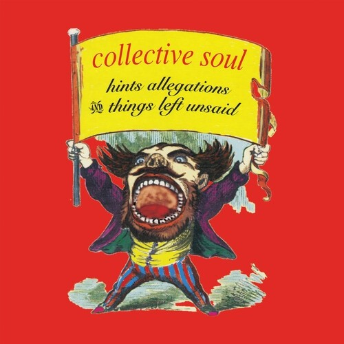 Collective Soul - Hints, Allegations And Things Left Unsaid Vinyl LP