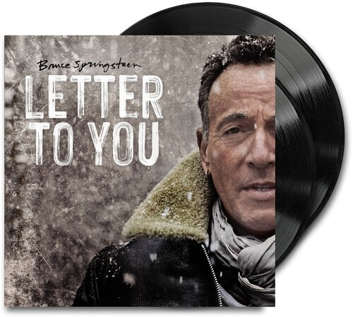 Bruce Springsteen - Letter To You 2XLP