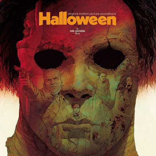 Various Artists - Rob Zombie's Halloween (Orange) 2XLP Vinyl