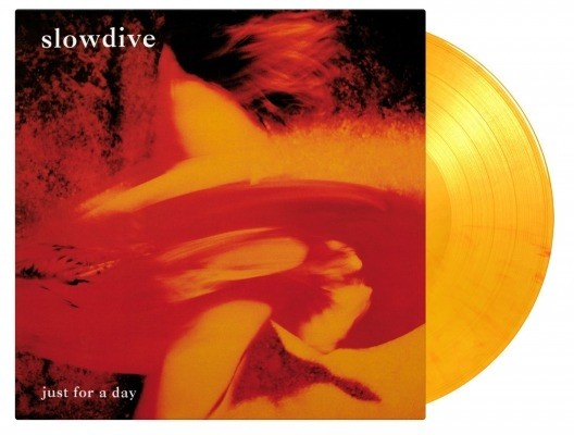 Slowdive - Just For A Day (Flaming Colored) Vinyl LP