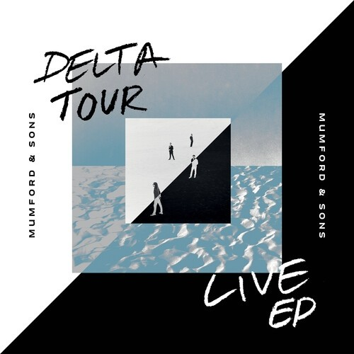 "Mumford & Sons - Delta Tour 12"" EP Vinyl"