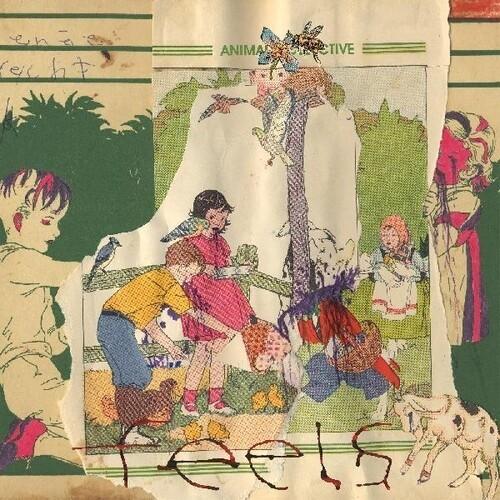 Animal Collective - Feels Vinyl 2XLP