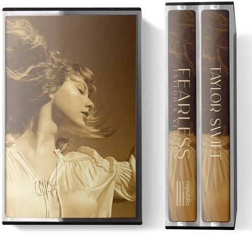 Taylor Swift -  Fearless (Taylor's Version) Cassette