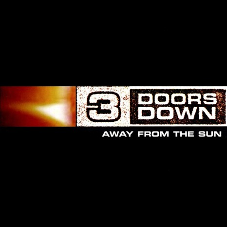 Three Doors Down - Away From The Sun 2XLP