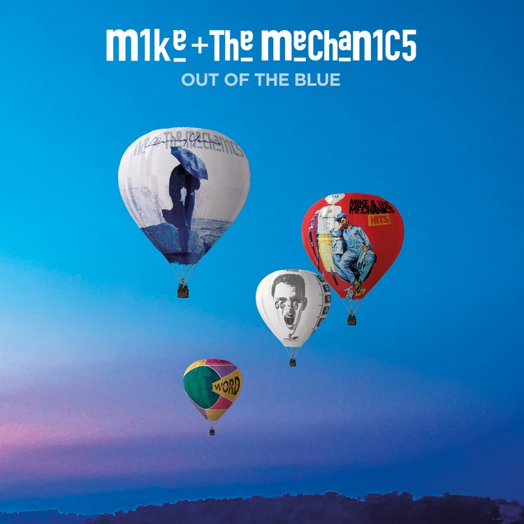 Mike + The Mechanics - Out Of The Blue Vinyl LP