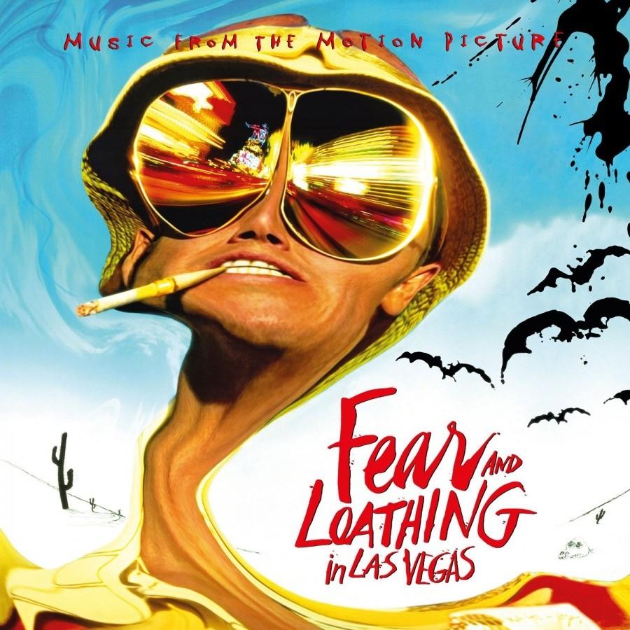 Soundtrack - Fear & Loathing In Las Vegas (Black) 2XLP