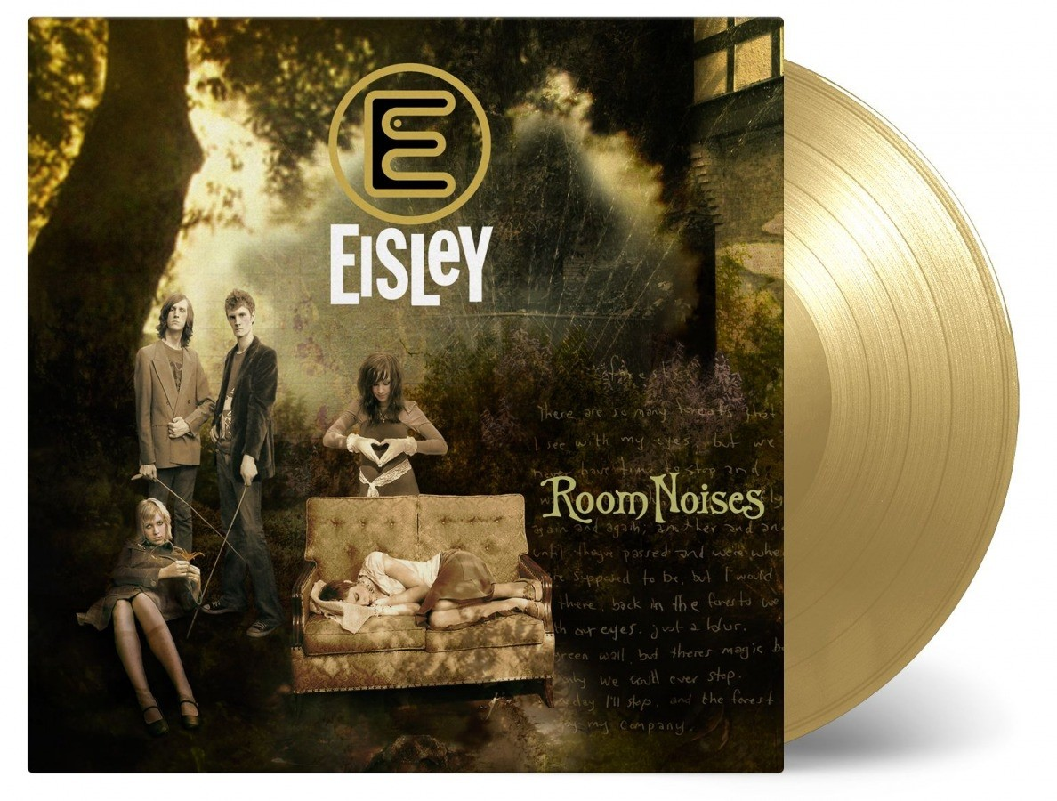 Eisley - Room Noises (Gold) Vinyl LP