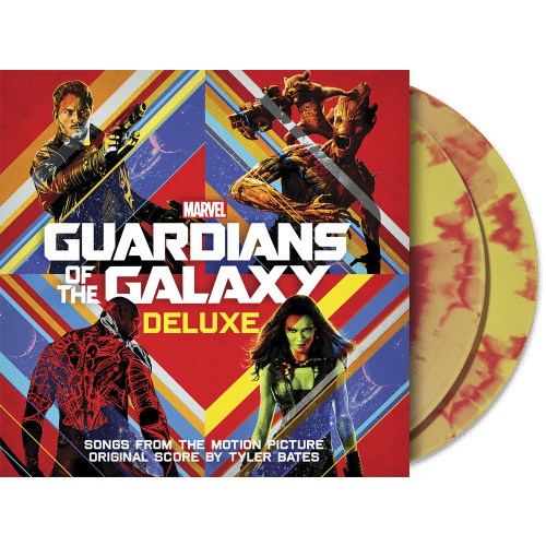 VA - Guardians of the Galaxy (Songs From the Motion Picture) (Deluxe Edition)