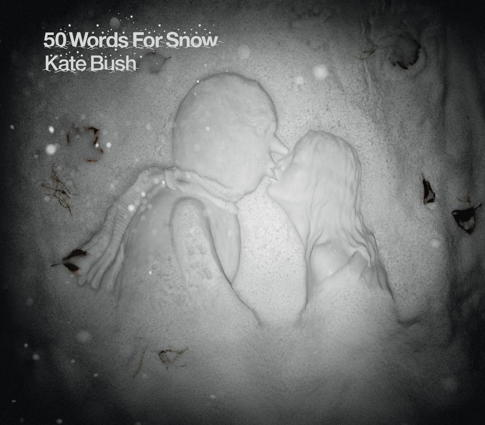 Kate Bush - 50 Words For Snow 2XLP