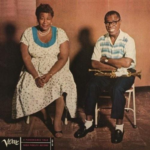 Ella Fitzgerald - Ella Fitzgerald & Louis Armstrong (Import) Vinyl LP