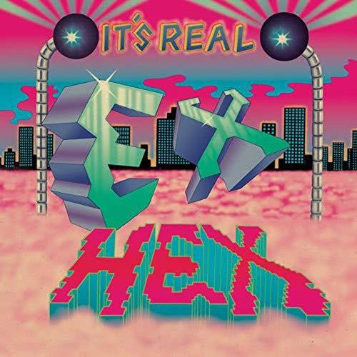 Ex Hex - It's Real Vinyl LP