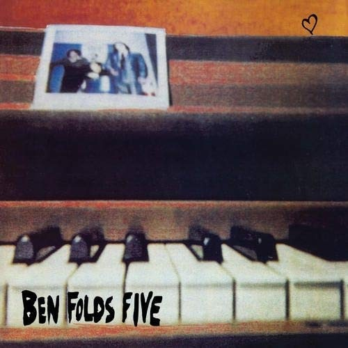 Ben Folds Five - Ben Folds Five (Translucent Gold) Vinyl LP