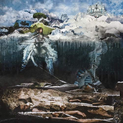 John Frusciante - The Empyrean 2XLP vinyl