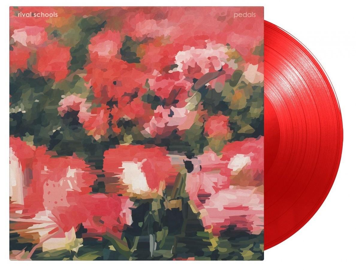 Buy Rival Schools - Pedals (180-Gram Translucent Red) Vinyl LP