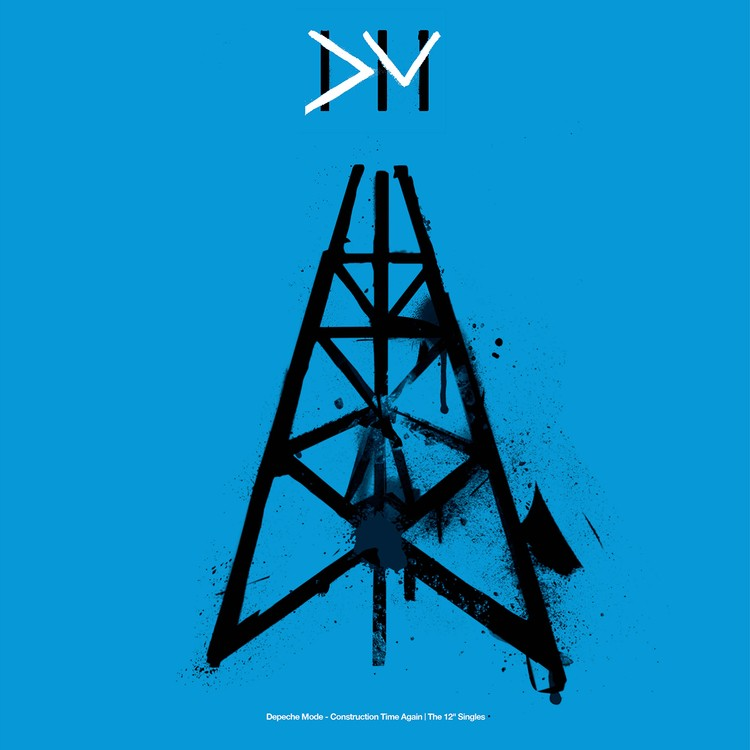 Depeche Mode - Construction Time Again 6XLP vinyl