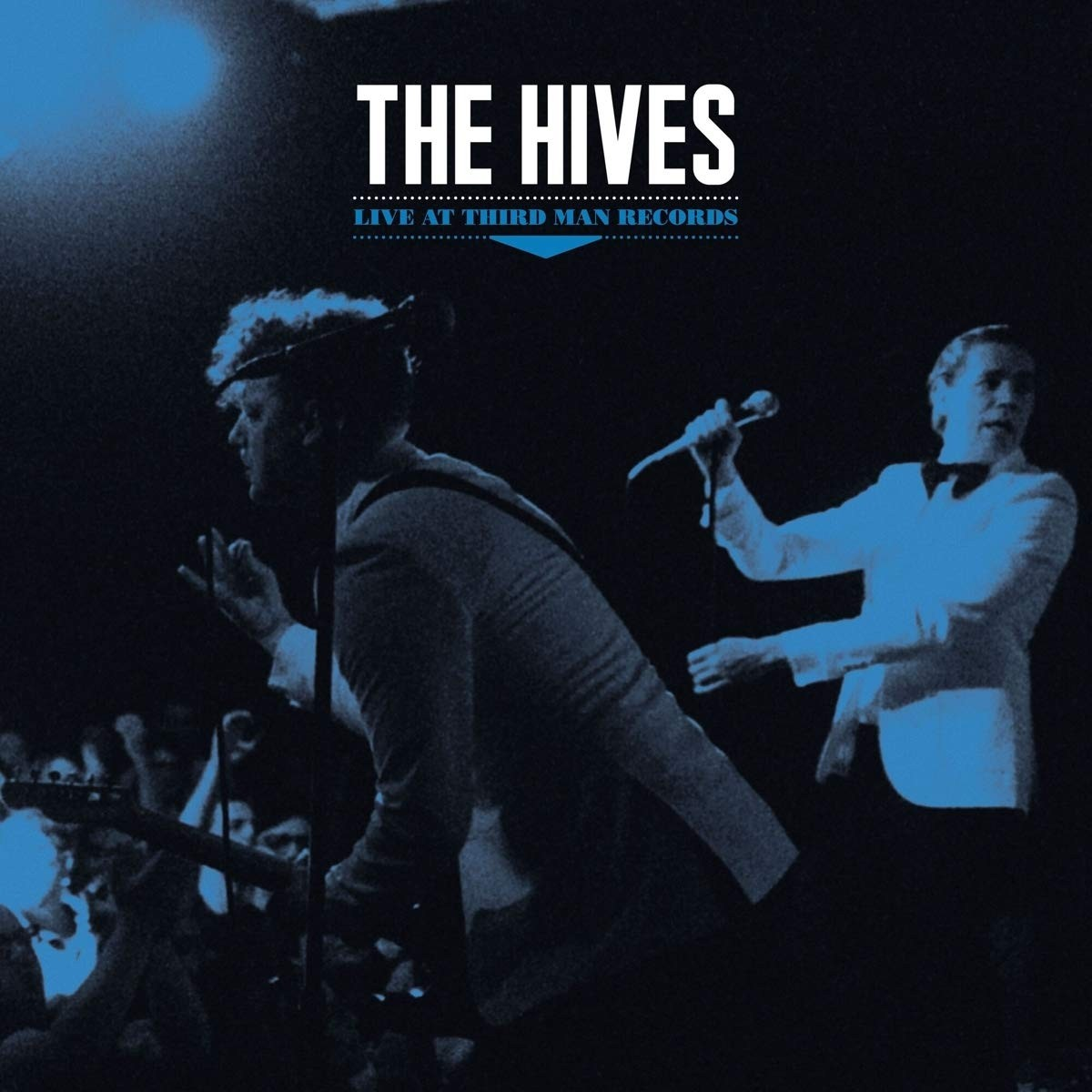 The Hives - Live At Third Man Records Vinyl LP