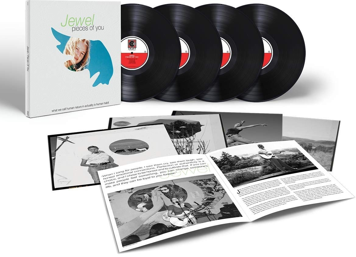 Jewel - Pieces Of You (Deluxe Edition) 4XLP