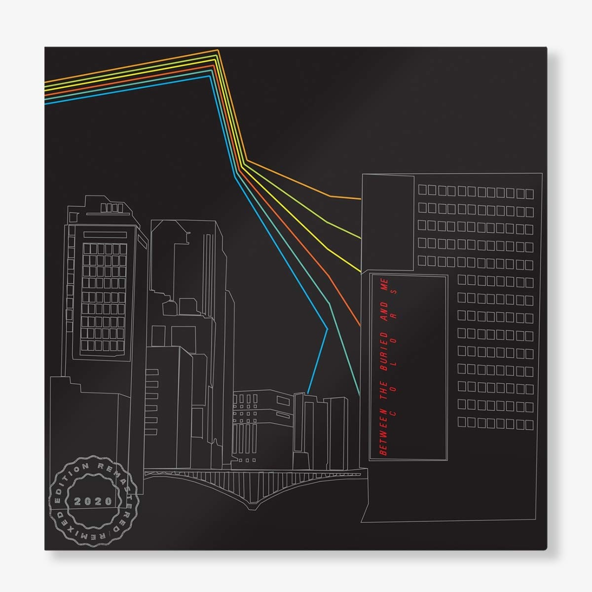 Between the Buried and Me - Colors (2020) 2XLP