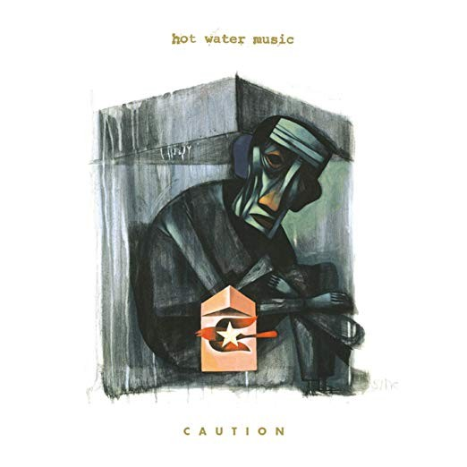 Hot Water Music - Caution Vinyl LP