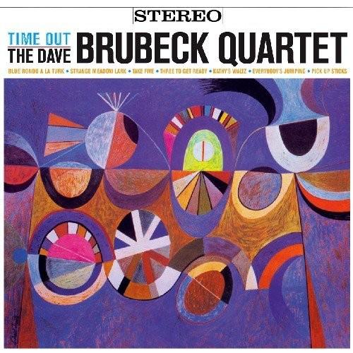 Dave Brubeck - Time Out [Import] Vinyl LP