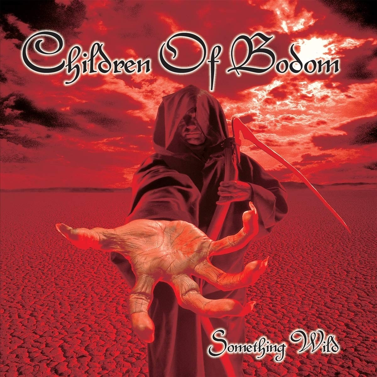 Children of Bodom - Something Wild LP
