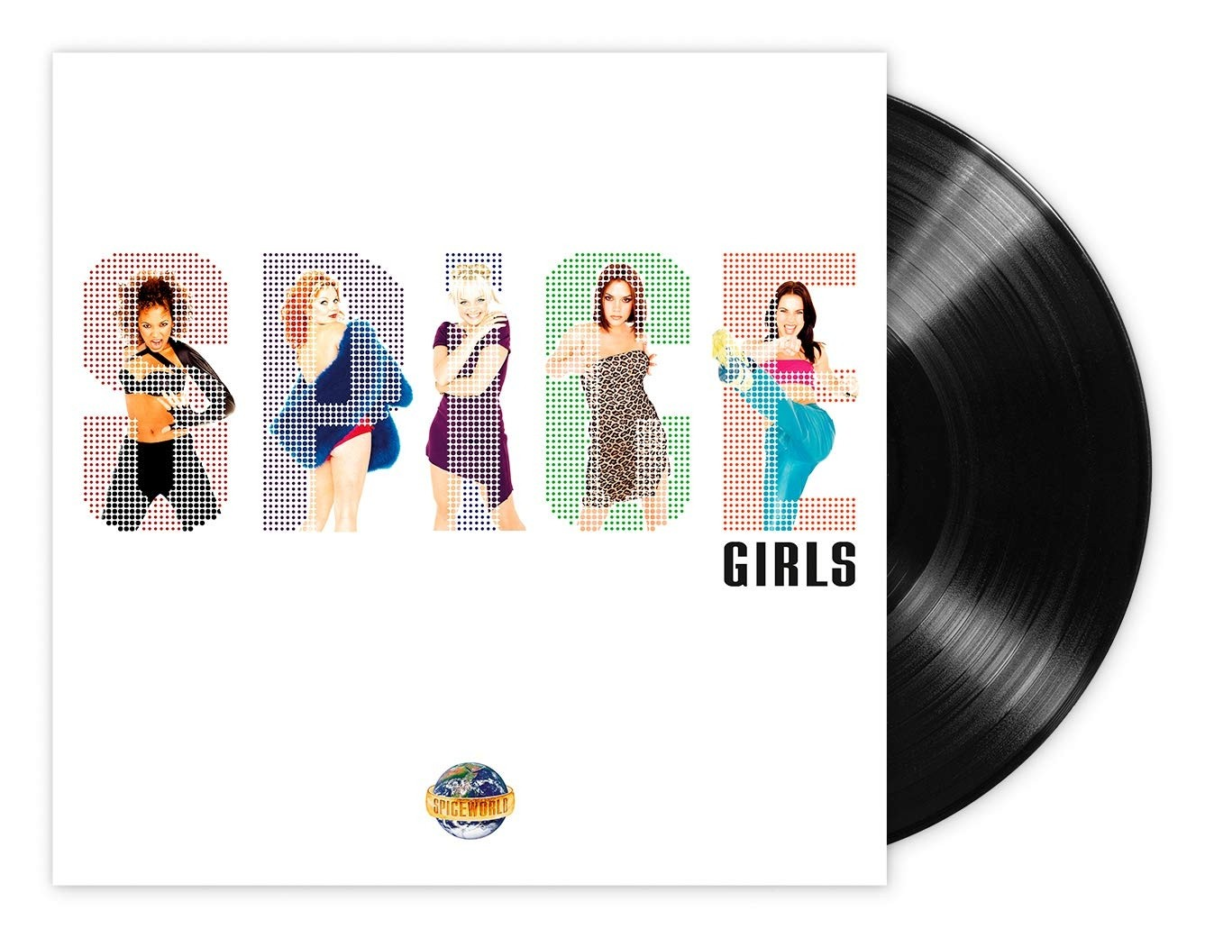 Spice Girls - Spiceworld Vinyl LP