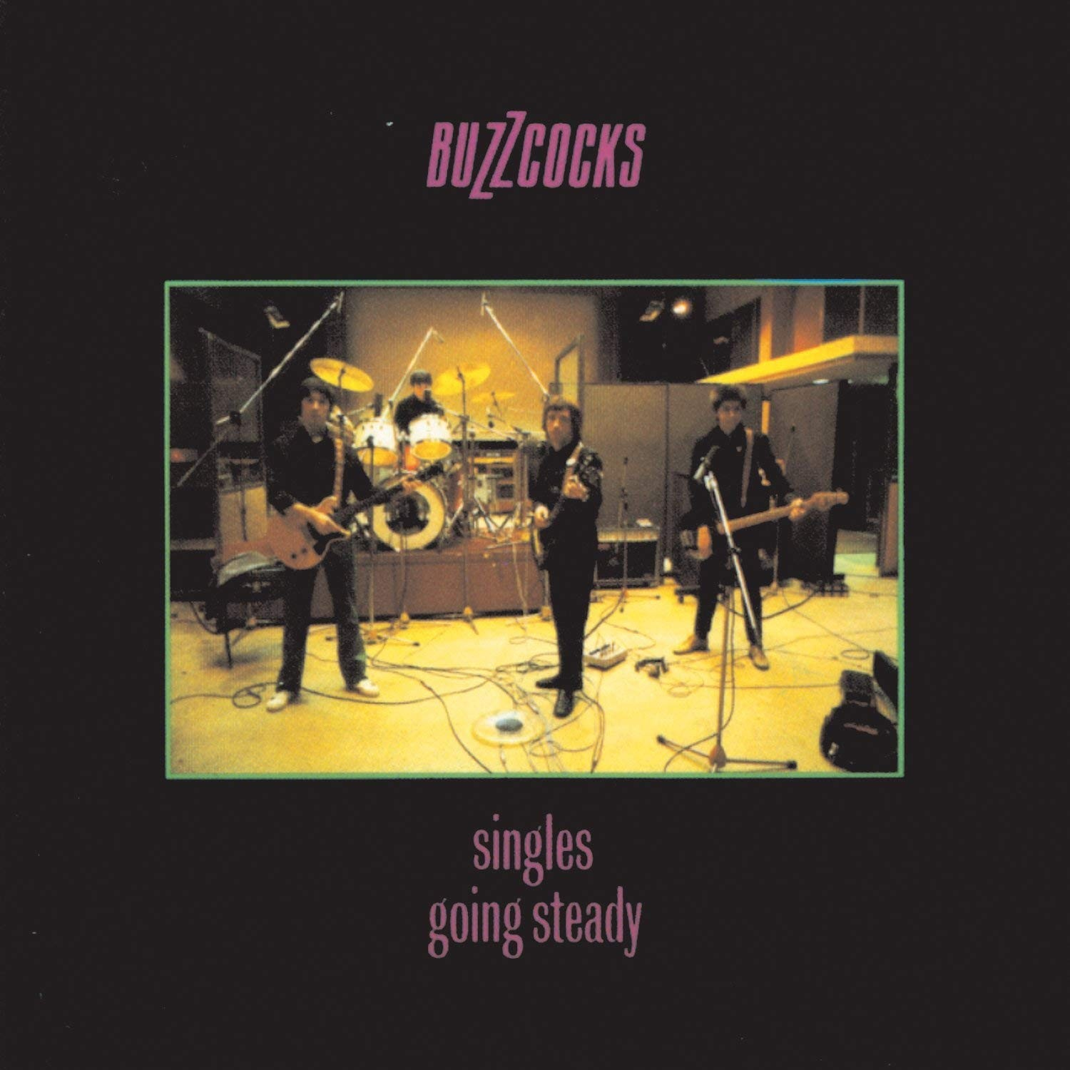 Buzzcocks - Singles Going Steady LP