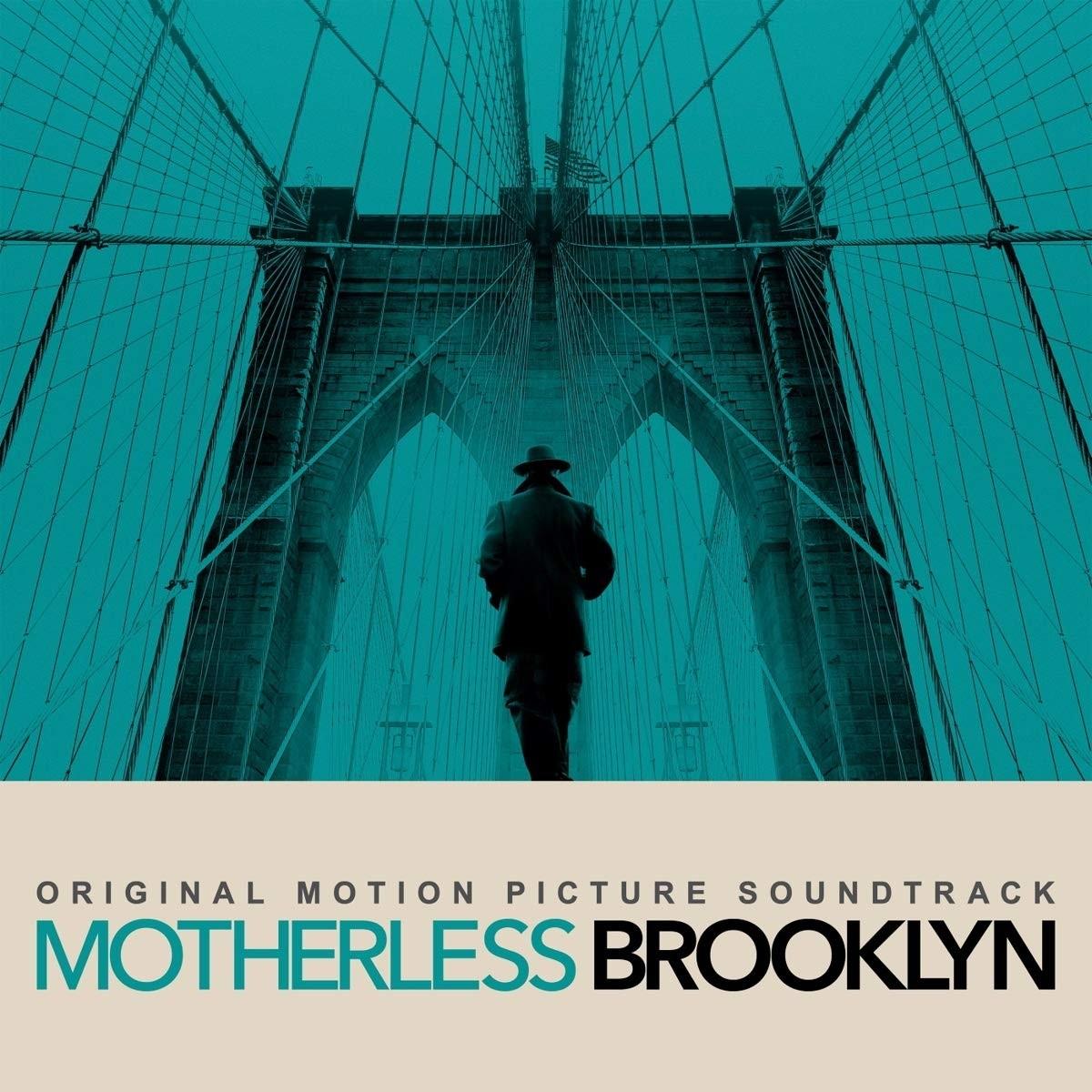Soundtrack - Motherless Brooklyn 2XLP Vinyl