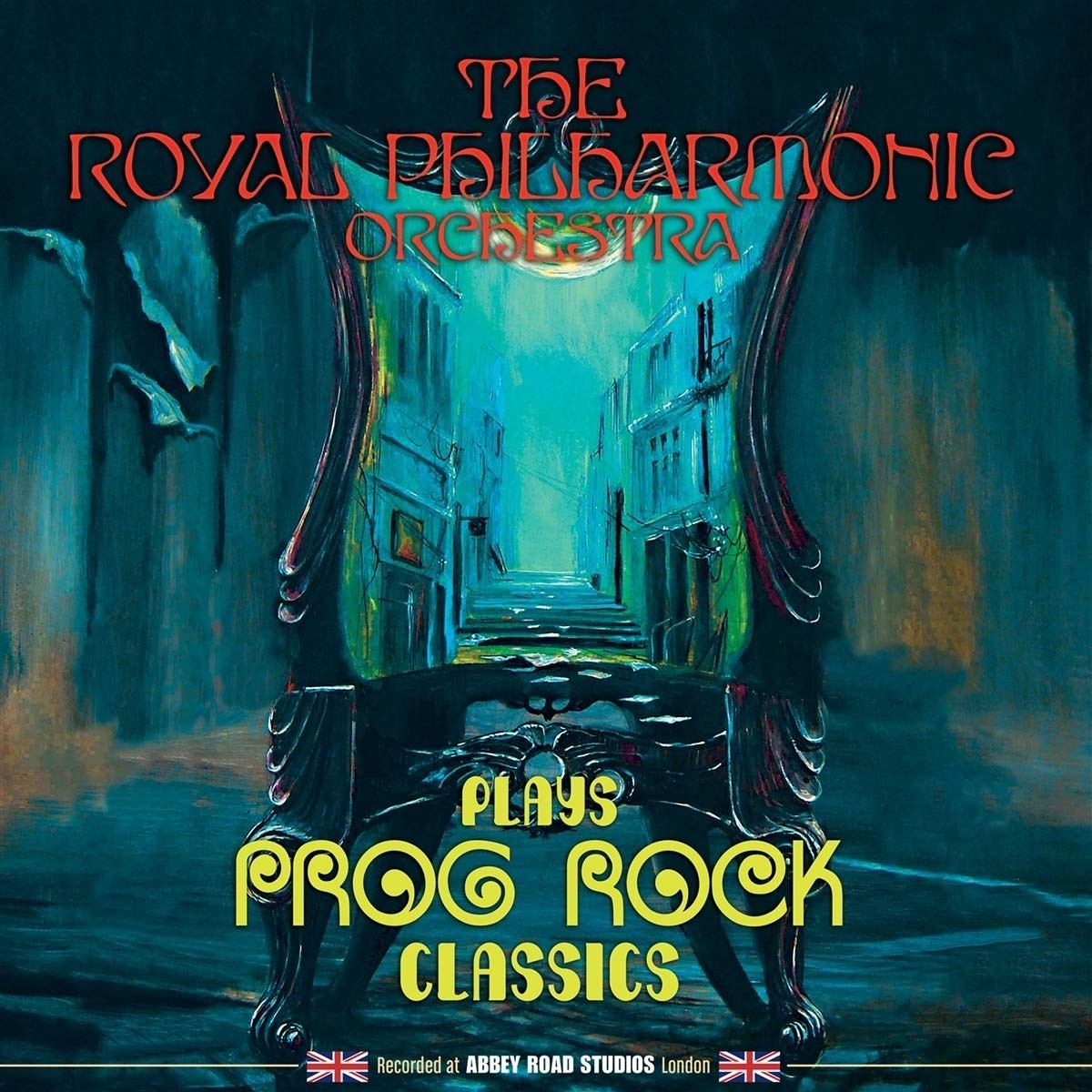 Royal Philharmonic Orchestra - RPO Plays Prog Rock Classics LP