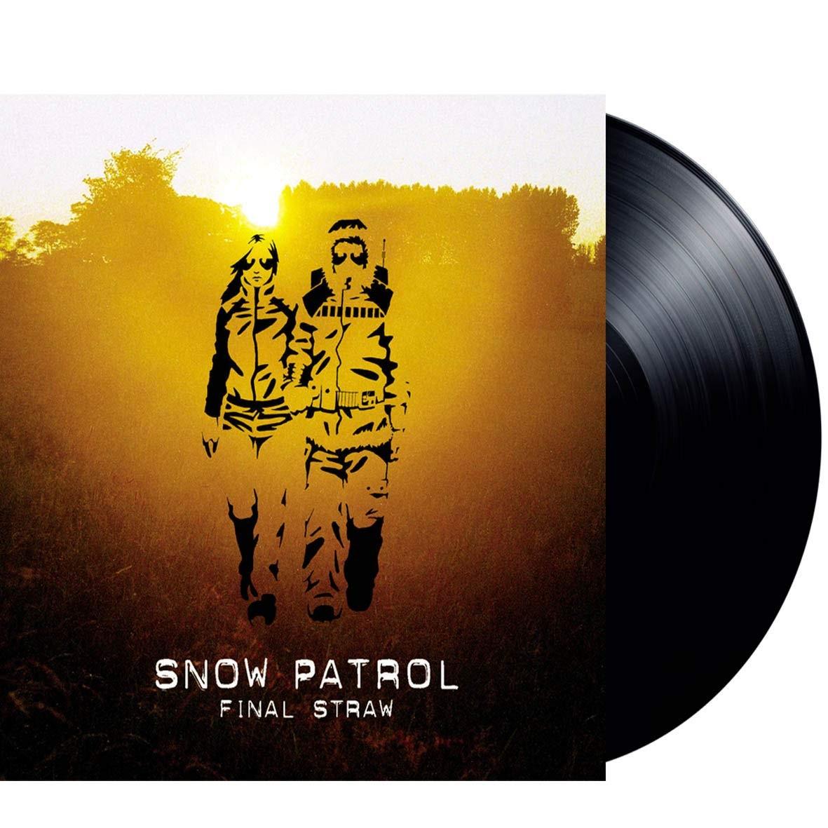Snow Patrol - Final Straw 2XLP vinyl