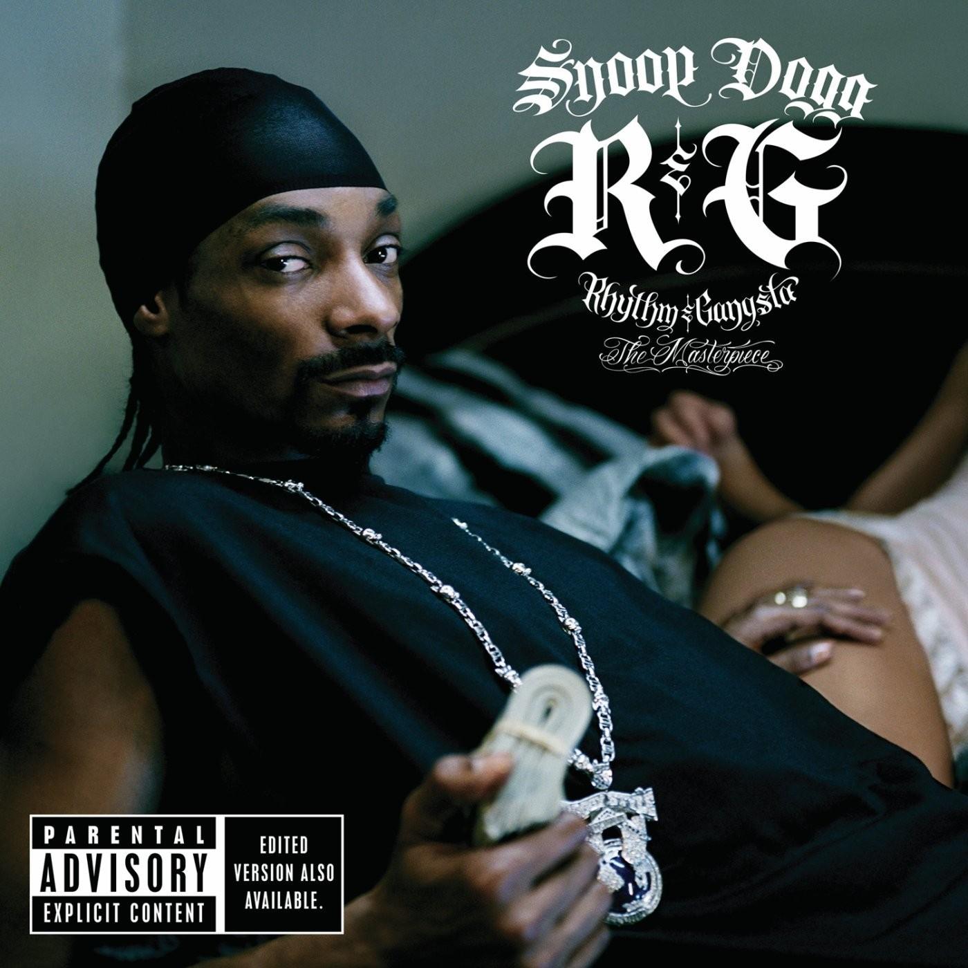 Snoop Dogg - R&G (Rhythm & Gangsta): The Masterpiece 2XLP