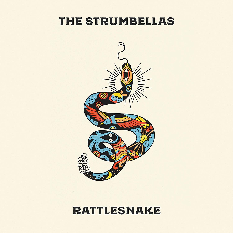 The Strumbellas - Rattlesnake (Teal) Vinyl LP