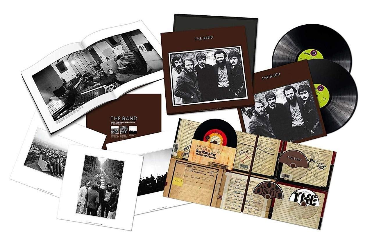 The Band - The Band (50th Anniversary) Boxset Set