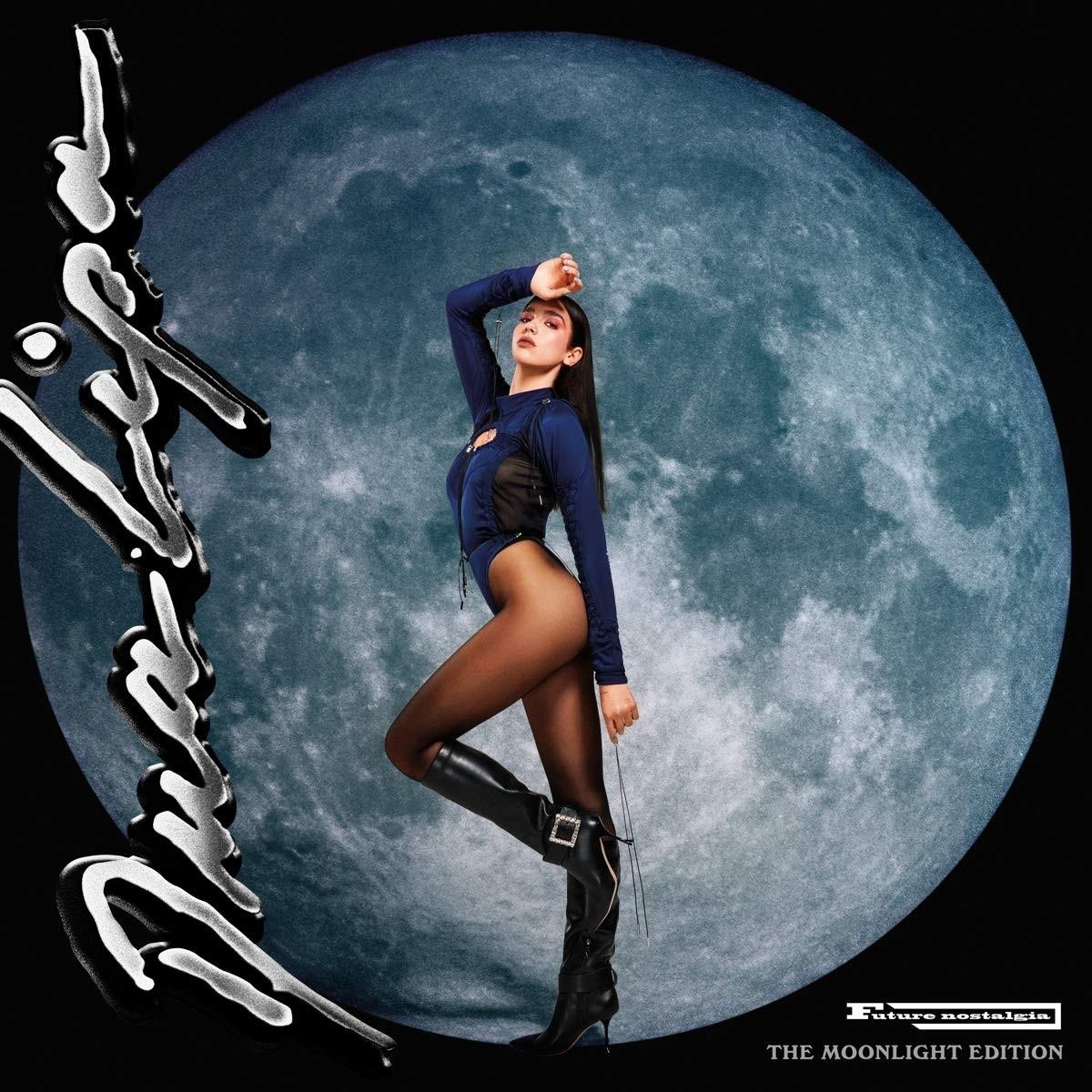 Dua Lipa - Future Nostalgia (The Moonlight Edition) 2XLP Vinyl