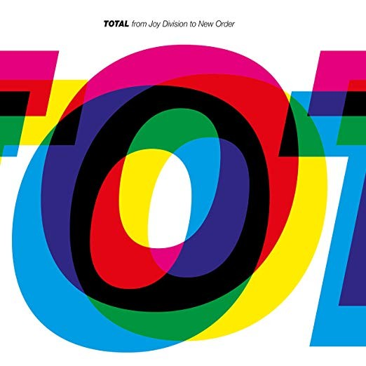 New Order / Joy Division - TOTAL 2XLP vinyl