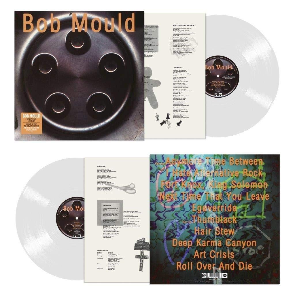 Bob Mould - Bob Mould (Clear) Vinyl LP
