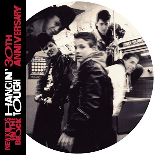 Kids On The Block - Hangin' Tough (Picture Disc) 2XLP